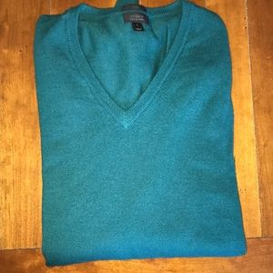 JCrew 100% merino sweater